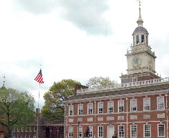 a photo of Independence Hall