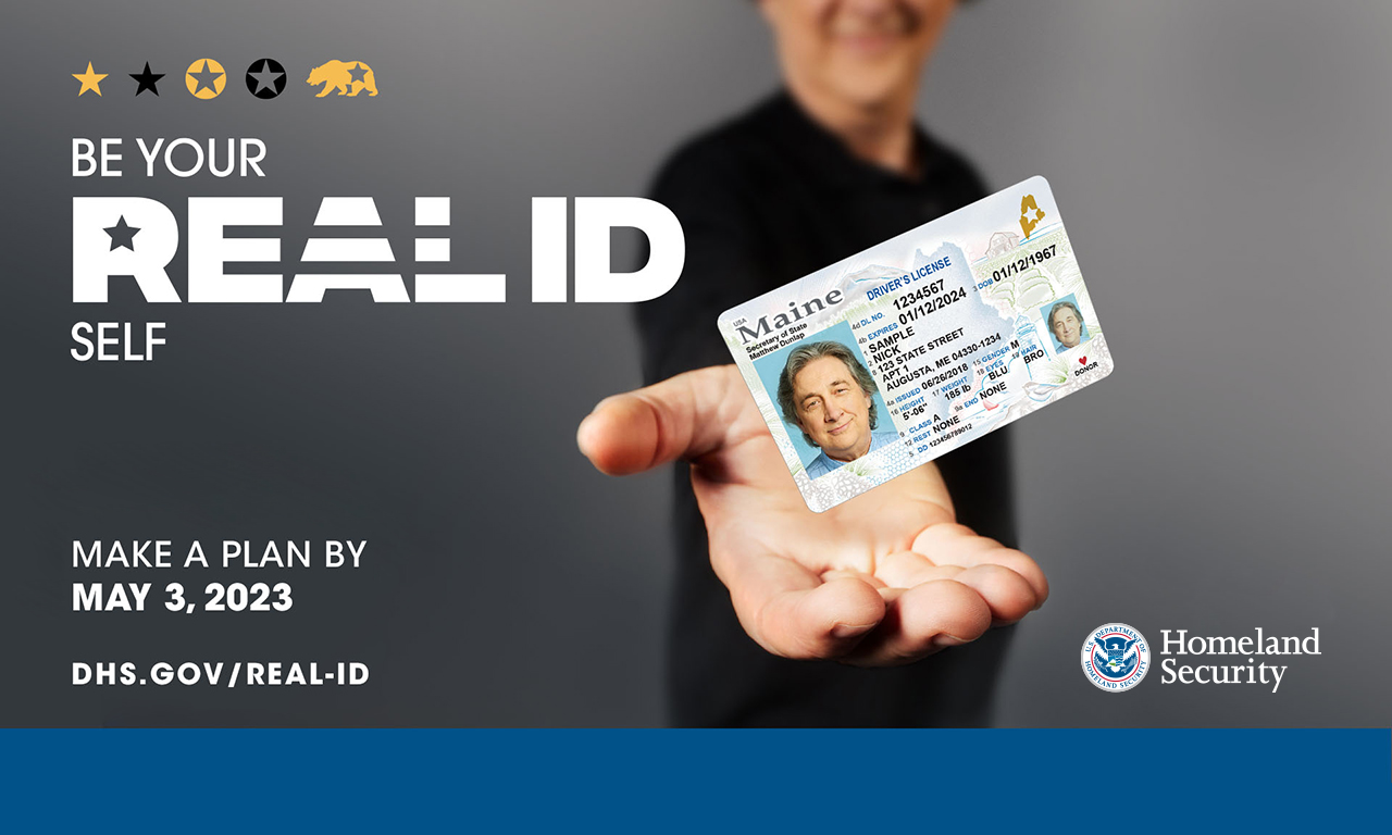 REAL ID 2023