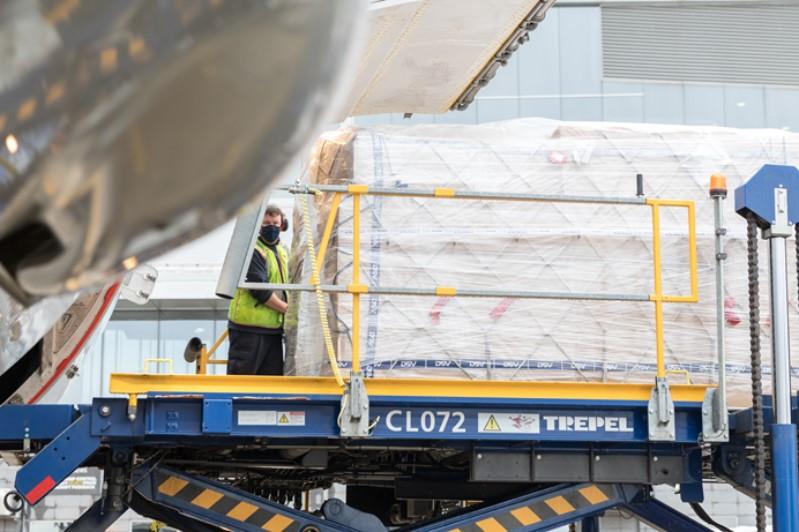 Nonstop Cargo at PHL