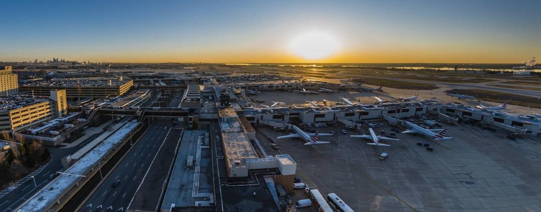 Capital Development Program - view of airfield