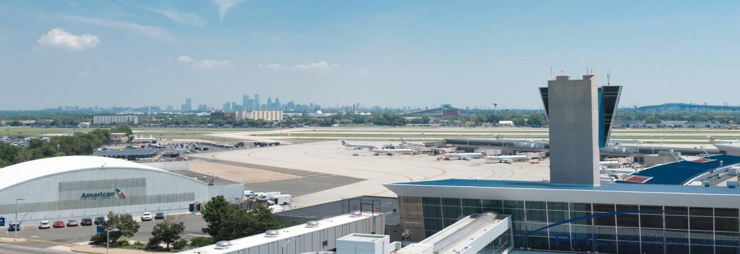 Capital Development Program - view of the airfield